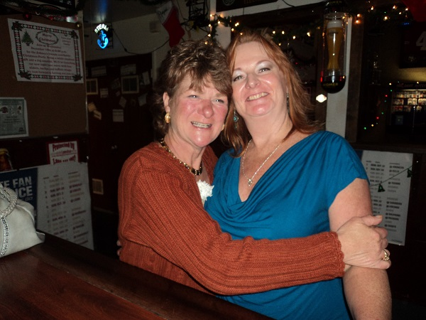 Our beloved Cindi Bono never missed a party and we sure miss her.